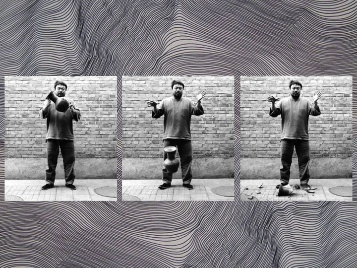 Ai Weiwei: Can we learn more from art than history?