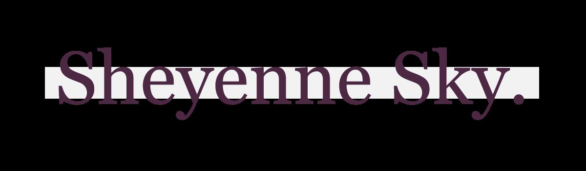 Sheyenne Sky Logo